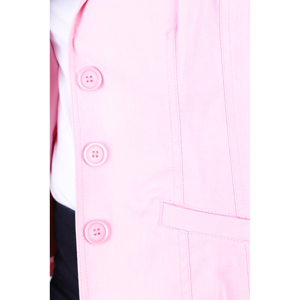 Robell Emilia Fitted Jacket Light Pink 410