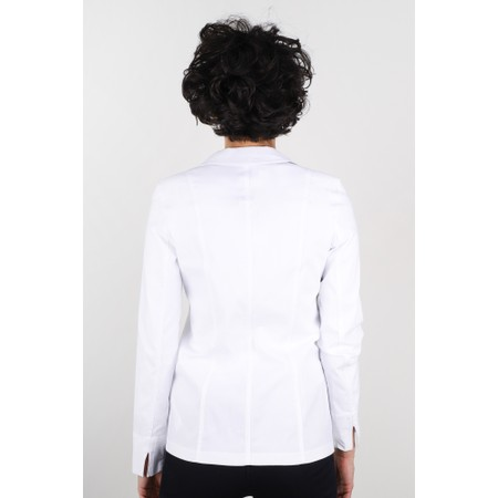 Robell  Emilia Fitted Jacket - White