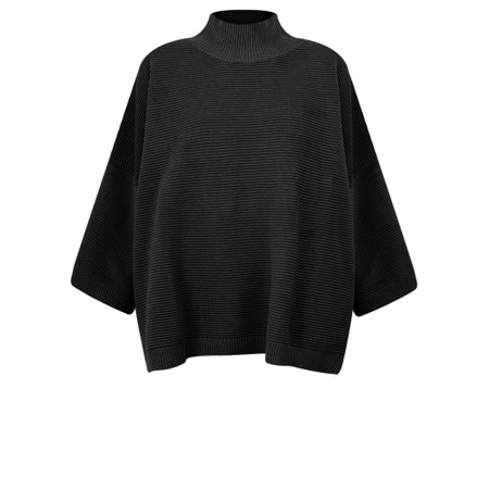 Chalk Vicki Jumper - Black