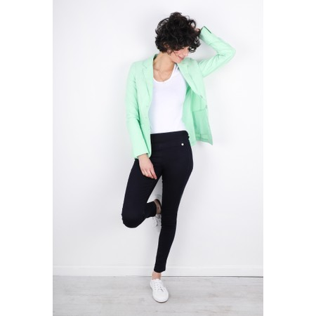 Robell  Emilia Fitted Jacket - Green