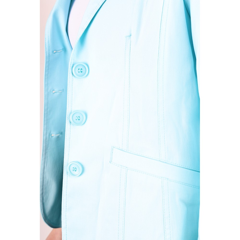 Robell  Emilia Fitted Jacket Pale Turquoise 710