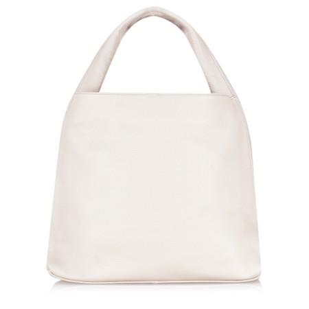 Gemini Label  Ravenna Leather Bag - Pink