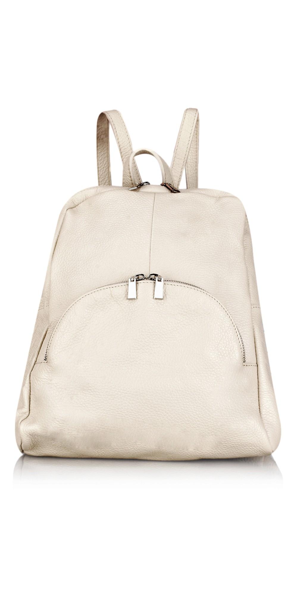 Salerno Leather Backpack main image