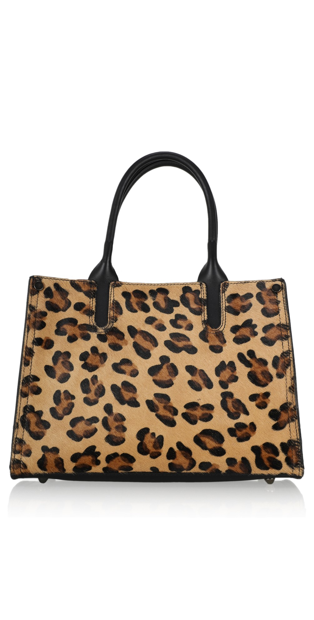 Prairie Leather Tote Bag  main image