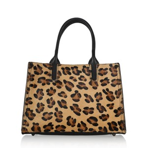 Gemini Label  Prairie Leather Tote Bag