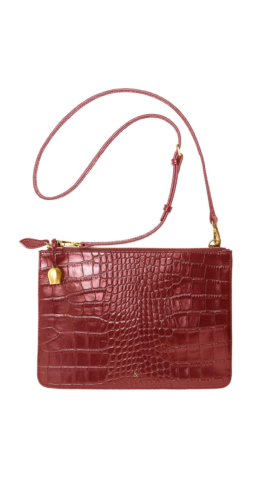 Gia Oversized Clutch/Cross Body Bag main image