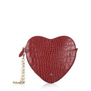 Bell & Fox Armour Heart Shape Cross Body Bag