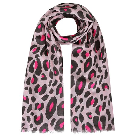 Mercy Delta Cashmere Wrap Scarf - Multicoloured
