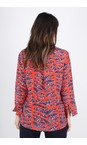 Mercy Delta Tiger Shark Wild Stanford Blouse