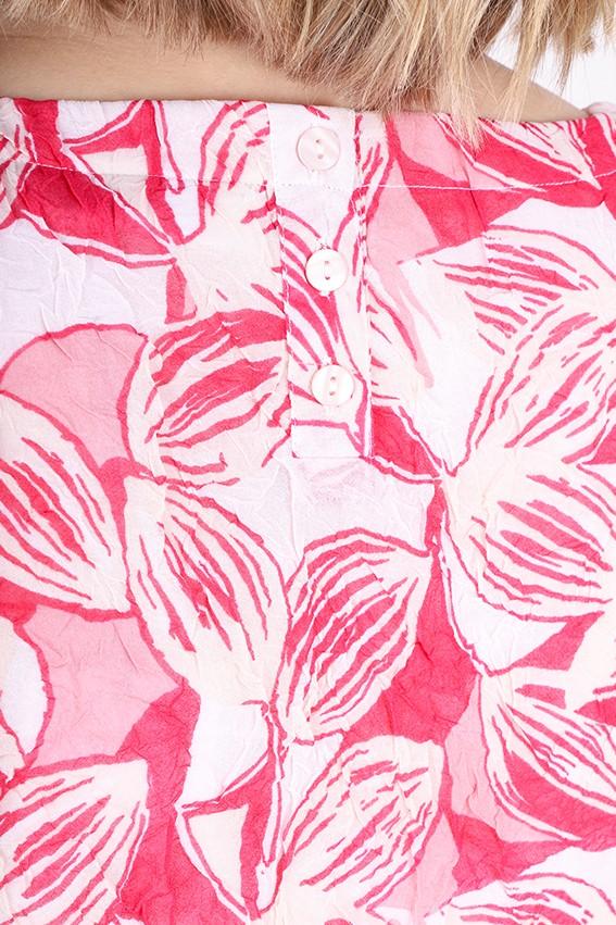 Anguilla Print Rina Blouse main image