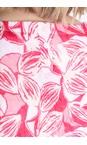 Adini Fiesta Pink Anguilla Print Rina Blouse