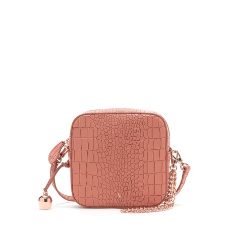 Bell & Fox Marlo Mini Square Bag - Red