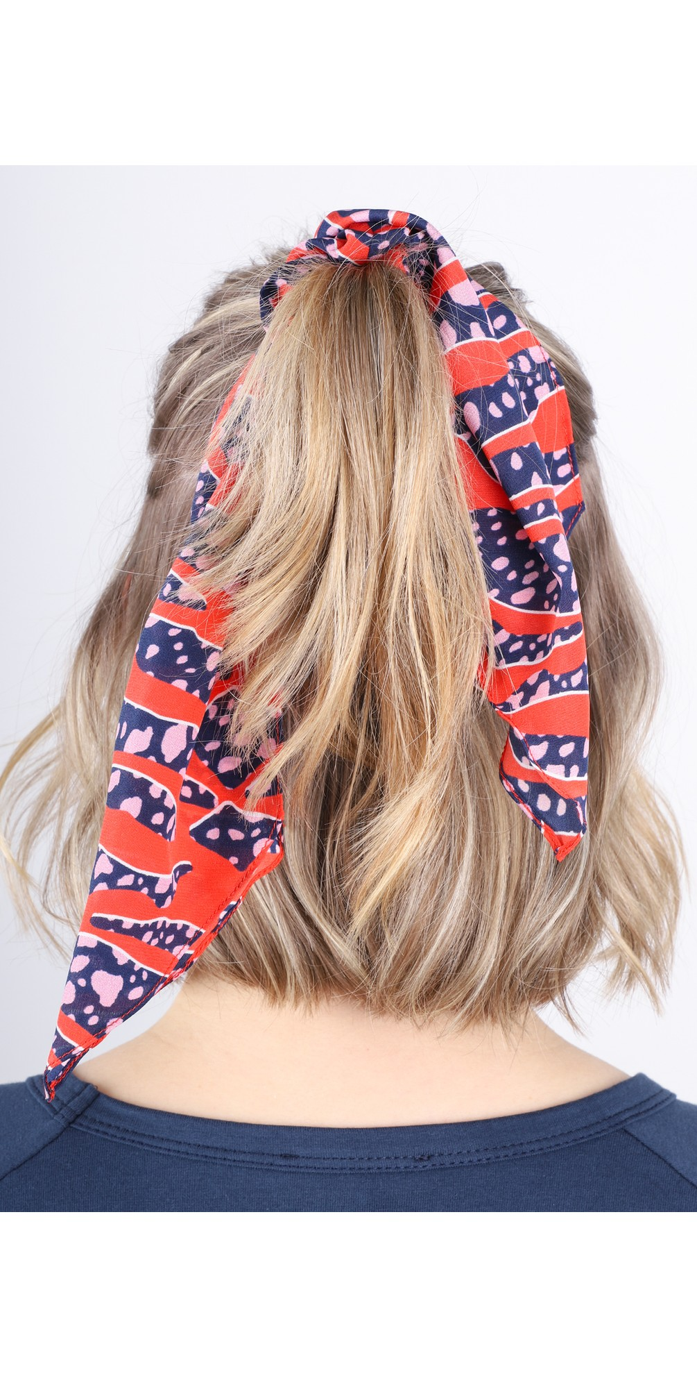 Printed Scrunchie main image