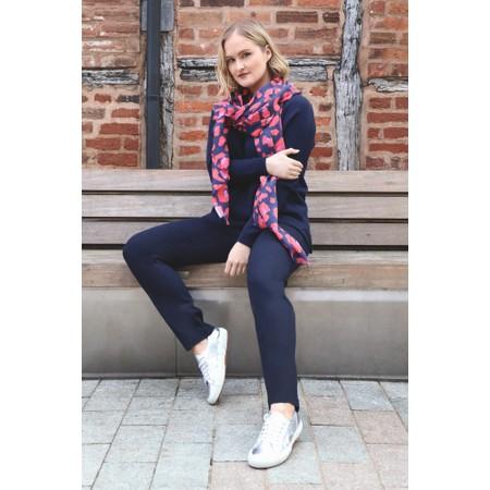 Robell  Bella Slim Fit Full Length Jean - Blue