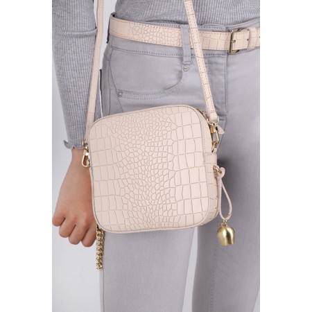 Bell & Fox Marlo Mini Square Bag - Pink