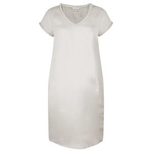 Foil Fringe Benefits Linen Dress