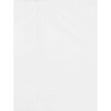 Foil Trapeze 7/8 Front Seam Pant - White