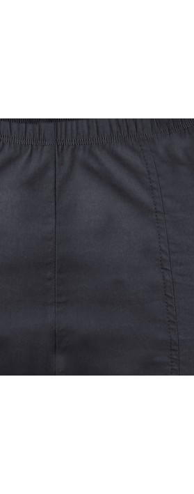 Foil Trapeze 7/8 Front Seam Pant True Navy