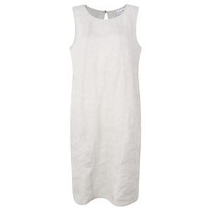 Foil Easy Breezy Linen Dress