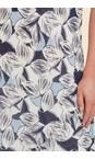 Adini Royal Blue Siri Dress