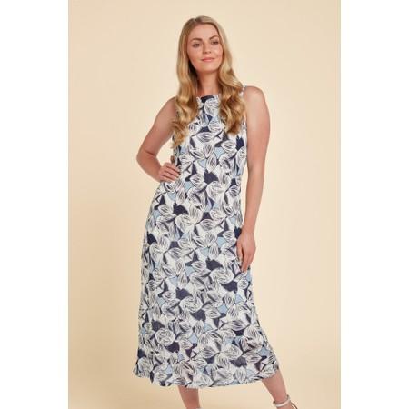Adini Siri Dress - Blue