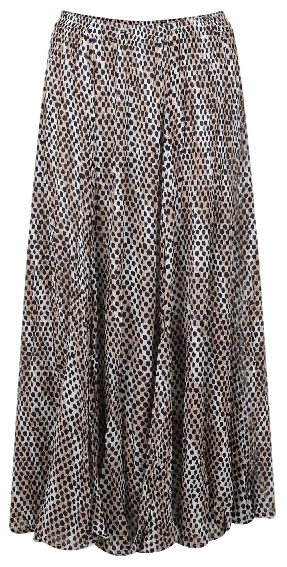 Blair Printed Midi Skirt main image