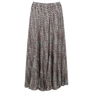 Adini Blair Printed Midi Skirt
