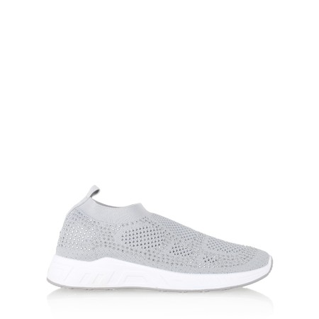 Livshu Malmo Knitted Trainer Shoe - Grey