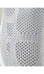 Livshu Grey Combi Malmo Knitted Trainer Shoe