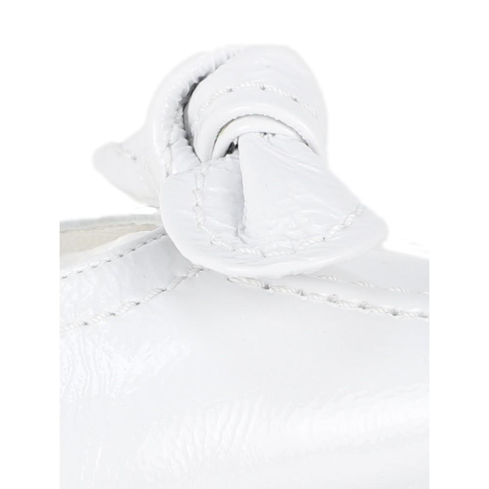 Kennel Und Schmenger Susa Bunny Patent Pump White