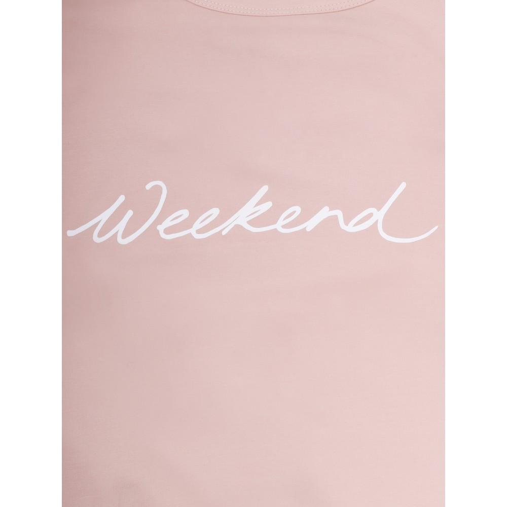 Chalk Robyn Weekend Top Pink / White