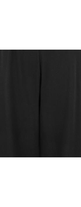 Chalk Luna Pant Black