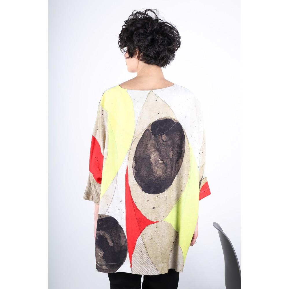 Crea Concept Abstract Print Tunic Multi