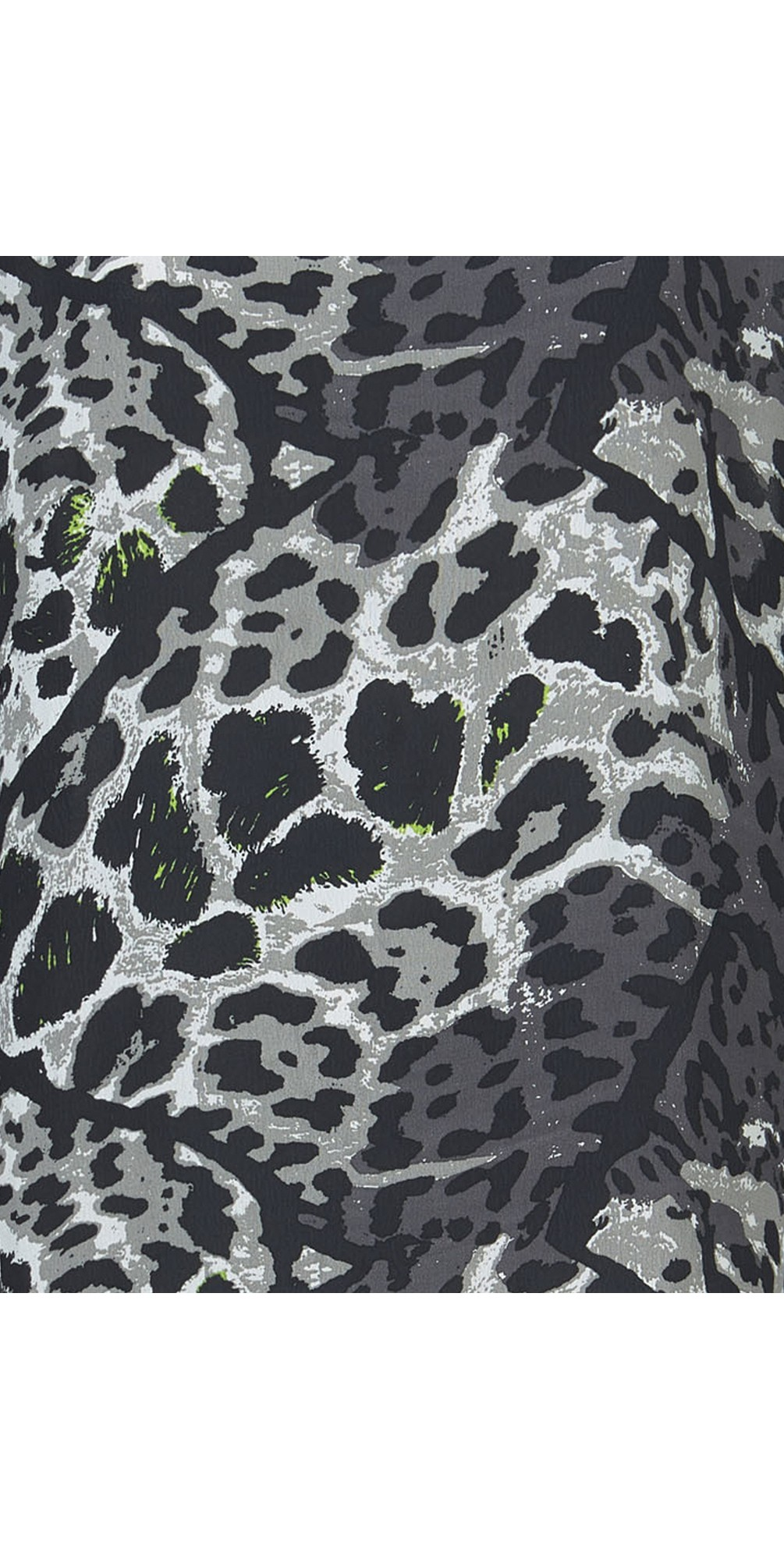 Nada Animal Print Dress main image
