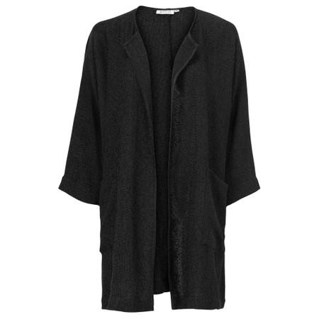 Masai Clothing Jarmis Boucle Jacket - Black