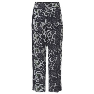 Masai Clothing Pai Animal Print Trousers