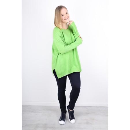 Fenella  Asta Supersoft Jumper - Green