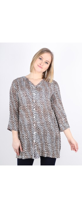 Adini Orla Shirt Mink