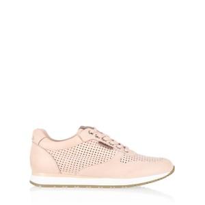 Carmela Tabby Leather Trainer Shoe