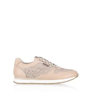 Carmela Talia Leather Trainer Shoe