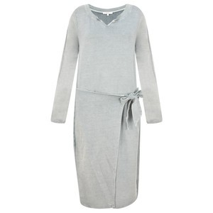 Sandwich Outlet  French Terry Dress  - Blue
