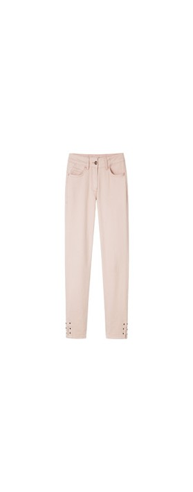 Sandwich Outlet  Colour Wash Jean  Washed Rose
