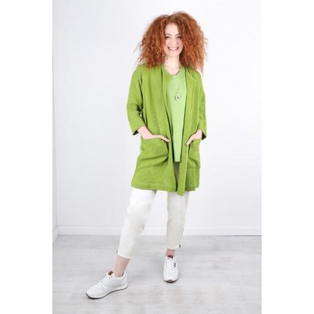 Masai Clothing Jarmis Boucle Jacket - Green
