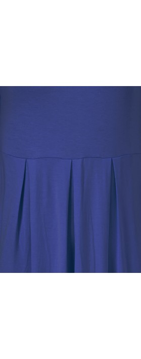 Masai Clothing Nima Dress Medieval Blue