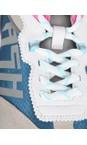 Ash Dove / Azur Tiger Trainer Shoe