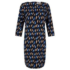 Sandwich Clothing Abstract Geometric Print Dress