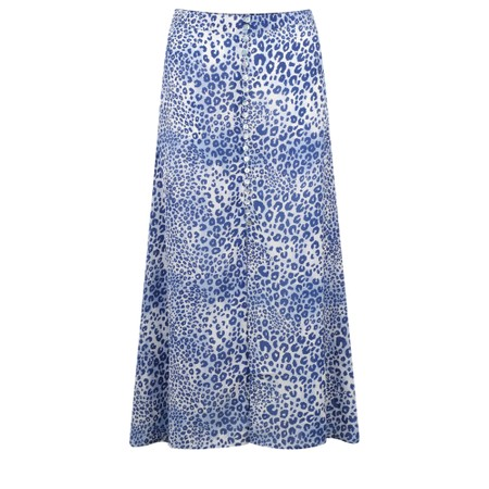Mercy Delta Moulton Skirt - Multicoloured