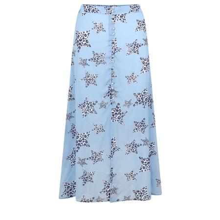 Mercy Delta Moulton Skirt - Multicoloured
