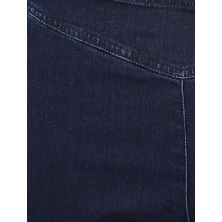 Amazing Woman  14 Moonlite Side Zip Jean - Blue