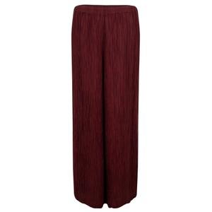 Grizas Gvidas Silk Crinkle Wide Leg Cullotte Trousers
